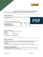 Traffic Paint C.R. - English (Uk) - Issued.06.12.2007