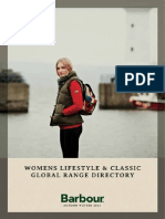 Barbour  Ladies LifeStyle Classic Directory