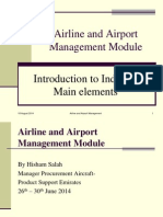 Introduction -Aviation Elements and Background