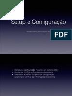 Setup e Configuraçao2 Mac