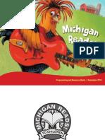 2014 Michigan Reads Programming Guide