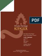Grafis Lingkungan Kotagede