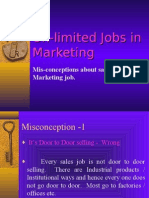Marketing -Misconceptions