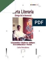 Carta Literaria No 12