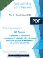 slo revision 2014-15