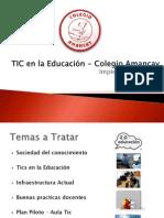 Actualidad Global y Tics en La Educación