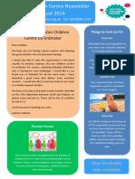 Leyton CC Newsletter August 2014
