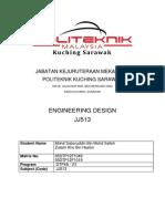 Jabatan Kejuruteraan Mekanikal Jj513