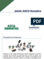 Presentación Comercial ASCO Numatics
