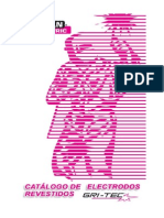 Catálogo de Electrodos
