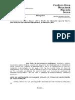 Petição Inicial Jose Luiz