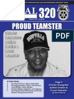 Teamsters Local 320 Newsletter Summer Edition