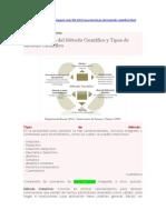 Características Del Método Científico y Tipos de Método Científico_ojo Menciona a Bernal 2010