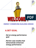 Energy Design Guideline