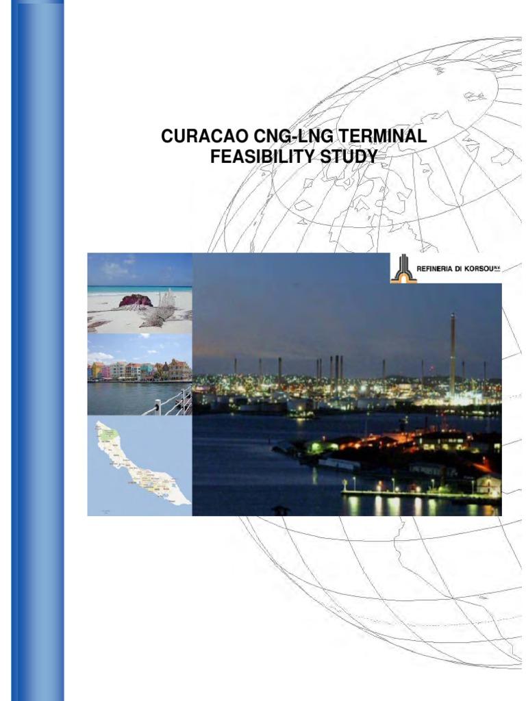 Lng feasibility study pdf