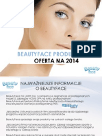 Presentation Beautyface 2014_pl