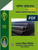 Anualreport.12.13 National Tubes