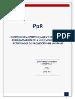 DO_2015_Promocion de La Salud 26-5-14