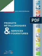 KDI-Catalogue Produits Métallurgiques