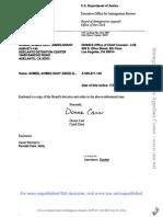 Ahmed Dahy Abdelghany Ahmed, A059 671 140 (BIA July 30, 2014)