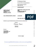 Carlos Gonzalez-Huertero, A070 682 789 (BIA July 31, 2014)