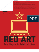 Red Art New Utopias in Data Capitalism