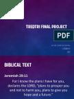 Tredtri Final Project