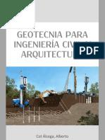 Geotecnia Para Ingeniería Civil y Arquitectura