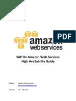 SAP on AWS High Availability Guide v3