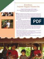 Factsheet Kemiskinan Penyebab Tingginya AKI