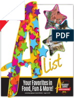 A List Readers Choice 2014