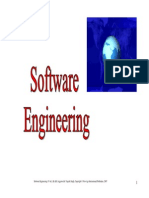 Chapter 1 Introduction to Software Engeniring