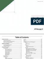 MANUAL AP Manager II Manual v2.3