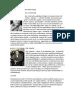 Maximos Representantes del Realismo Magico.docx