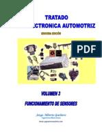 Volumen III - Funcionamiento de Sensores
