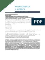 Romanizacion de La Peninsula Ibérica 12 y 14 de Agosto Clase 5 y 6