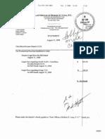 Dr. Annette T. Griffin  Legal Bills C-FB ISD