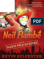 Neil Flambe and the Marco Polo Murders - excerpt