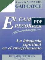 Edgar Cayce - El Camino Por Recorrer