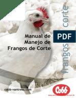 Cobb Manual Frango Corte BR