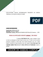 Habeas Corpus Liberdade Provisoria Homicidio Clamor Publico Ausencia Fundamentacao PN297