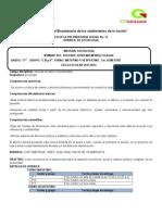 Rubrica de Sociologia 2013.