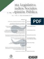 Revista Legislativa Vol5 Num10