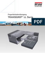 Transgrip-Fingeruebergang