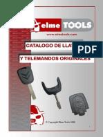 Catalogue - Keys and Remotes