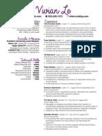 vtl resume 8-14