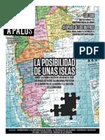 La Forma Exacta de Las Islas NI a PALOS - Julio 2014