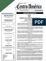 Decreto 1-2014 Municipio de La Blanca