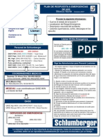 Plan de Respuesta a Emergencia Con H2S