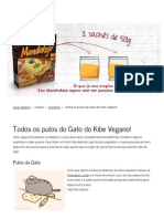 Kibe Vegano! - Guia Vegano